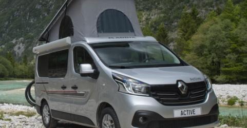 Adria Active MPC camper