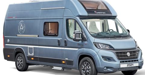 Dreamer Living Van camper