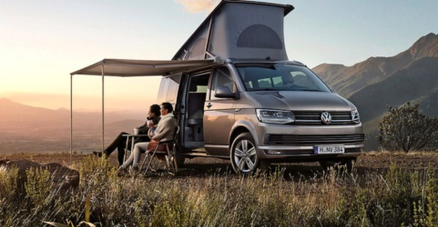 Volkswagen Transporter T7 camper