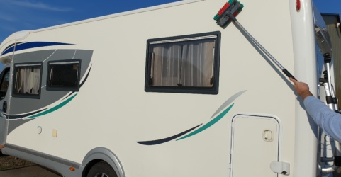 camper onderhoud